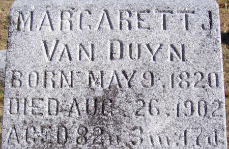 VAN DUYN, MARGARETT J. (CLOSE-UP) - Shelby County, Iowa | MARGARETT J. (CLOSE-UP) VAN DUYN