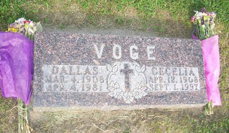 VOGE, DALLAS - Shelby County, Iowa | DALLAS VOGE