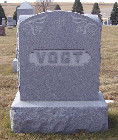 VOGT, (LOT) - Shelby County, Iowa | (LOT) VOGT