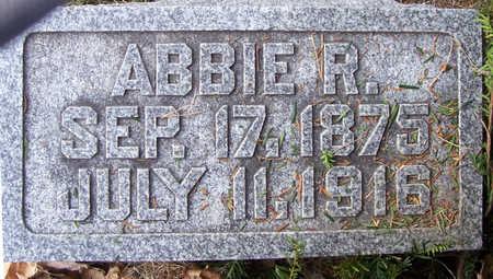 VON ESCHEN, ABBIE R. - Shelby County, Iowa | ABBIE R. VON ESCHEN