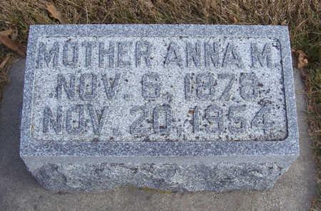 VON ESCHEN, ANNA M. (MOTHER) - Shelby County, Iowa | ANNA M. (MOTHER) VON ESCHEN