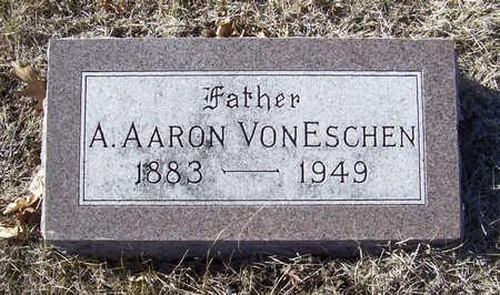 VON ESCHEN, A. AARON (FATHER) - Shelby County, Iowa | A. AARON (FATHER) VON ESCHEN