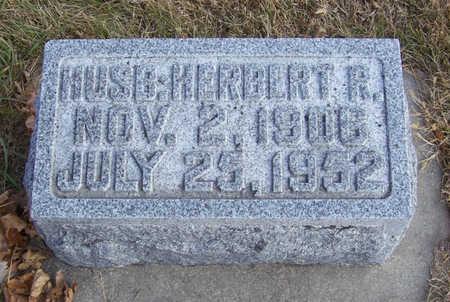 VON ESCHEN, HERBERT R. (HUSB.) - Shelby County, Iowa | HERBERT R. (HUSB.) VON ESCHEN