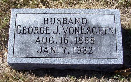 VONESCHEN, GEORGE J. (HUSBAND) - Shelby County, Iowa | GEORGE J. (HUSBAND) VONESCHEN