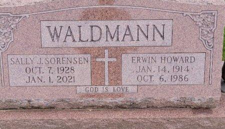 WALDMANN, ERWIN HOWARD - Shelby County, Iowa | ERWIN HOWARD WALDMANN