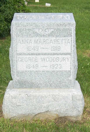 WALMER, ANNA MARGARETTA - Shelby County, Iowa | ANNA MARGARETTA WALMER