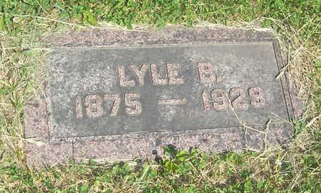 WALMER, LYLE B. - Shelby County, Iowa | LYLE B. WALMER