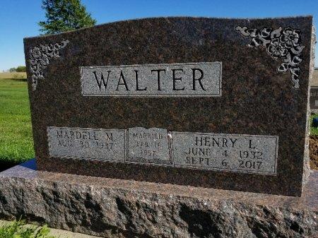 WALTER, MARDEL - Shelby County, Iowa   MARDEL WALTER