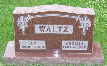 GOESER WALTZ, CECILIA - Shelby County, Iowa | CECILIA GOESER WALTZ