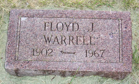WARRELL, FLOYD J. - Shelby County, Iowa | FLOYD J. WARRELL