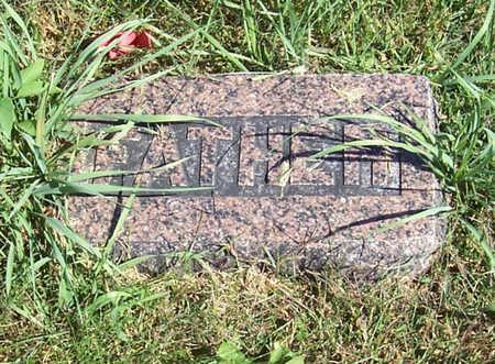 WAY, LEONARD A. (FATHER) - Shelby County, Iowa   LEONARD A. (FATHER) WAY