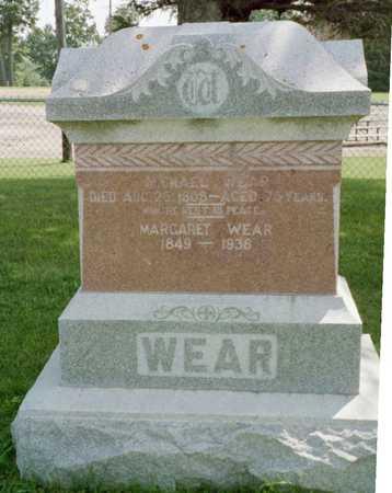 WEAR, MARGARET - Shelby County, Iowa | MARGARET WEAR