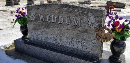 LANGE WEDDUM, MILDRED E - Shelby County, Iowa   MILDRED E LANGE WEDDUM