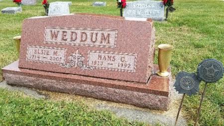 WEDDUM, ELSIE M. - Shelby County, Iowa | ELSIE M. WEDDUM