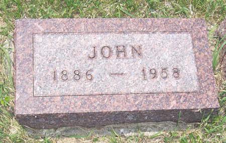 WEGNER, JOHN - Shelby County, Iowa | JOHN WEGNER