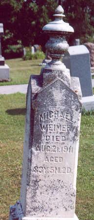 WEIMER, MICHAEL - Shelby County, Iowa | MICHAEL WEIMER