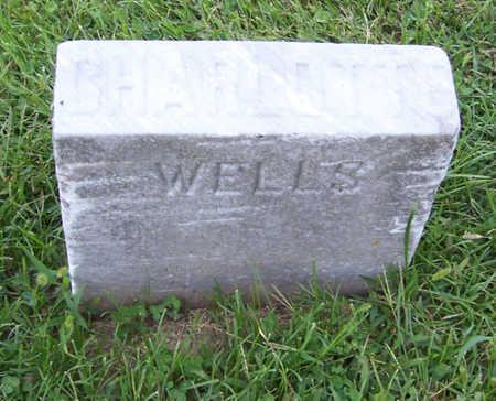 WELLS, CHARLOTTE - Shelby County, Iowa | CHARLOTTE WELLS