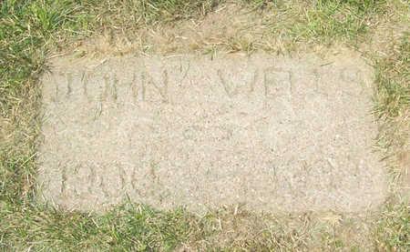 WELLS, JOHN - Shelby County, Iowa | JOHN WELLS