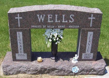 WELLS, JEANIE - Shelby County, Iowa | JEANIE WELLS