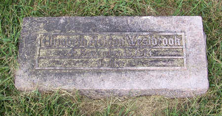 WESTBROOK, ELIZABETH (MOTHER) - Shelby County, Iowa | ELIZABETH (MOTHER) WESTBROOK