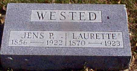 WESTED, LAURETTE - Shelby County, Iowa | LAURETTE WESTED