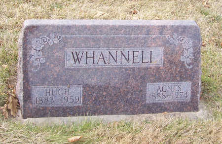 WHANNELL, HUGH - Shelby County, Iowa | HUGH WHANNELL
