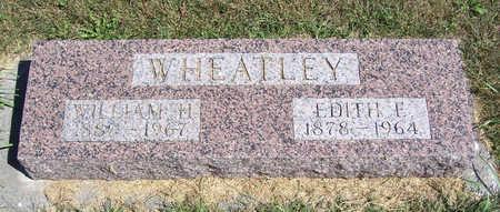 WHEATLEY, WILLIAM H. - Shelby County, Iowa | WILLIAM H. WHEATLEY