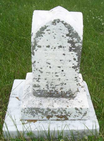 WHITNEY, CALVIN E. - Shelby County, Iowa   CALVIN E. WHITNEY
