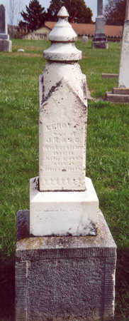 WICKERSHAM, LEROY C. - Shelby County, Iowa   LEROY C. WICKERSHAM