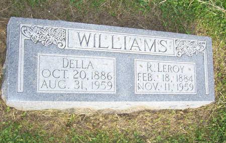 WILLIAMS, DELLA - Shelby County, Iowa | DELLA WILLIAMS