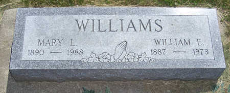 WILLIAMS, MARY L. - Shelby County, Iowa | MARY L. WILLIAMS