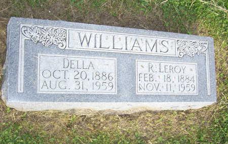 WILLIAMS, R. LEROY - Shelby County, Iowa | R. LEROY WILLIAMS