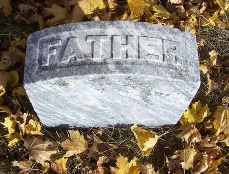 WILLIAMS, SAMUEL P. (FATHER) - Shelby County, Iowa | SAMUEL P. (FATHER) WILLIAMS
