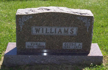 WILLIAMS, CLYDE A. - Shelby County, Iowa | CLYDE A. WILLIAMS