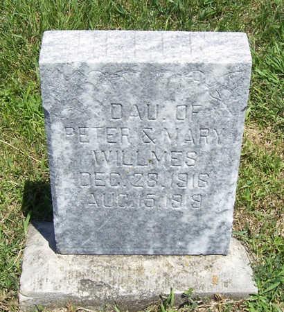 WILLMES, HELEN - Shelby County, Iowa | HELEN WILLMES