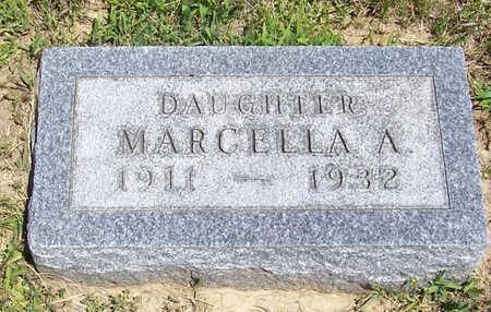 WILLMES, MARCELLA A. - Shelby County, Iowa | MARCELLA A. WILLMES