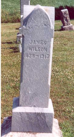 WILSON, JAMES - Shelby County, Iowa | JAMES WILSON