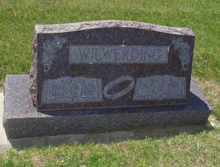 WILWERDING, CARL H. - Shelby County, Iowa   CARL H. WILWERDING
