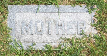 MAJERUS WINGERT, EVA (MOTHER) - Shelby County, Iowa   EVA (MOTHER) MAJERUS WINGERT