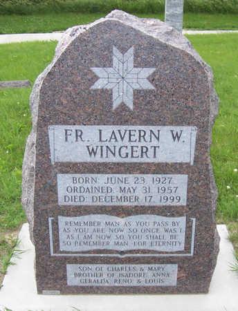 WINGERT, FR. LAVERN W. - Shelby County, Iowa | FR. LAVERN W. WINGERT