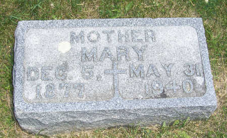 KENKEL WINGERT, MARY (MOTHER) - Shelby County, Iowa | MARY (MOTHER) KENKEL WINGERT