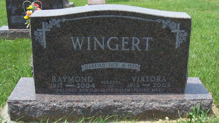 WINGERT, RAYMOND - Shelby County, Iowa | RAYMOND WINGERT