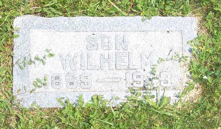 WINGERT, WILHELM - Shelby County, Iowa   WILHELM WINGERT