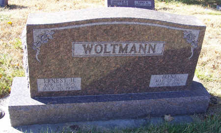 WOLTMANN, ERNEST H. - Shelby County, Iowa   ERNEST H. WOLTMANN