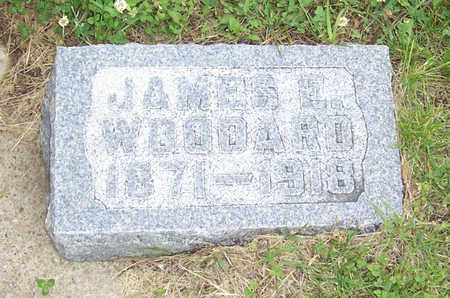 WOODARD, JAMES E. - Shelby County, Iowa   JAMES E. WOODARD