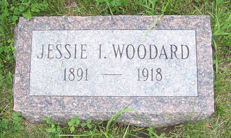 WOODARD, JESSIE I. - Shelby County, Iowa | JESSIE I. WOODARD