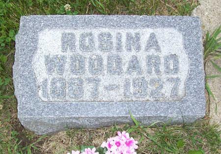 HINKLE WOODARD, ROSINA - Shelby County, Iowa | ROSINA HINKLE WOODARD