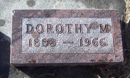 WOODWARD, DOROTHY M. - Shelby County, Iowa | DOROTHY M. WOODWARD