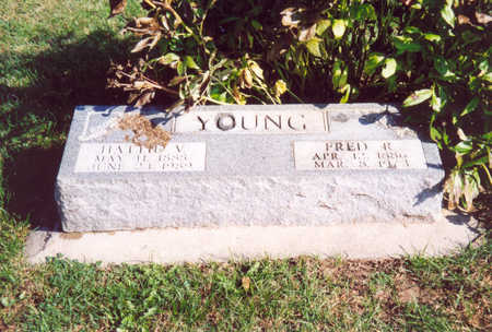 YOUNG, FRED R. - Shelby County, Iowa | FRED R. YOUNG