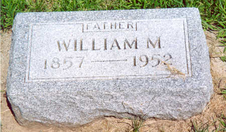 YOUNG, WILLIAM M. - Shelby County, Iowa | WILLIAM M. YOUNG